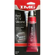 Герметик-прокладка термостойкая (красная)