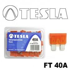 Предохранитель вилочный FT (40А) TESLA