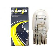 Лампа автомобильная Narva W21/5W W3x16d