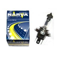 Автолампа H4 12V 60/55W (P43t) NARVA