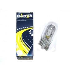 Автолампа NARVA W5W (W2.1*9.5d)